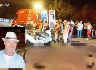 Policial reformado morre após atropelar cavalos em Barra do Piraí
