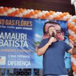 PROS confirma Amauri Batista para prefeitura de Rio das Flores