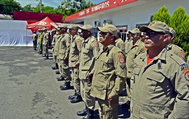 Governo do Estado sanciona lei que permite contratação temporária no Corpo de Bombeiros