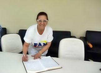 Fátima Martins é escolhida vice de Samuca para eleição em VR