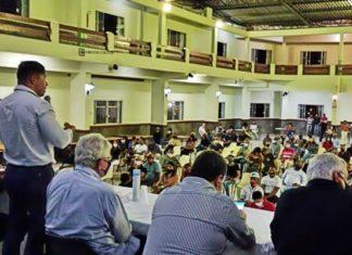 Mário Esteves confirma pré-candidatura em Barra do Piraí
