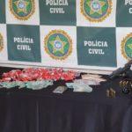 Operação da Polícia Civil prende 20 pessoas em BM