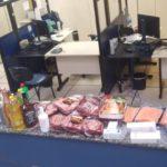 Quatro presos por furto em supermercado de Quatis