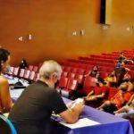 Prefeitura faz reunião com feirantes para debater medidas de combate ao Coronavírus