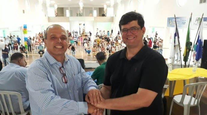 Bruno Marini confirma pré-candidatura para prefeito em Barra Mansa