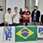 PSL anuncia apoio a Rodrigo Drable, em Barra Mansa