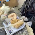 PM descobre depósito de droga em BM