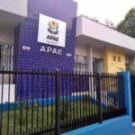 Apae-VR fachada arquivo