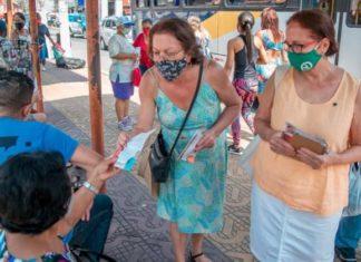 Cida Diogo defende reforma do Centro Comercial do Retiro