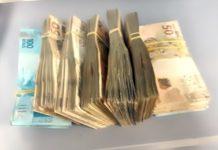 PRF apreende R$ 45 mil que seriam usados em campanha eleitoral no Sul do Rio