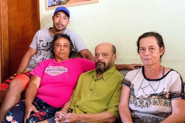 Família conta com a ajuda de amigos para o tratamento
