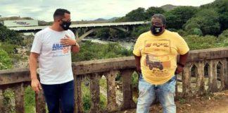Amauri teme extinção de rioflorences por deficiências na saúde