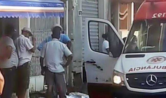 Pedreiro morre eletrocutado em Volta Redonda