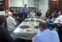 Empresários se reúnem com Mario Esteves para ouvir propostas