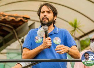 Samuca prioriza emprego em programa eleitoral para VR