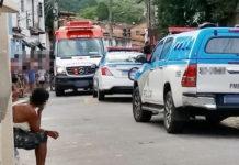 Encapuzados matam adolescente dentro de mercearia de Paraty