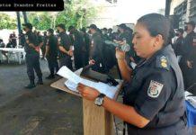 28º Batalhão homenageia policiais de destaque de 2020