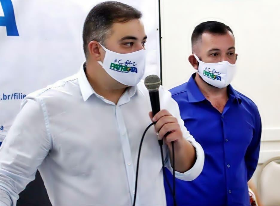 """Capitão Abreu, candidato a prefeito de BM, denuncia adversários por """"loteamento de cargos"""""""