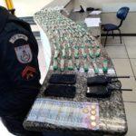 Jovens são detidos com drogas em Barra Mansa