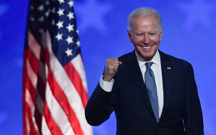 Joe Biden vence nos Estados Unidos