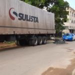 Três Rios: Motociclista morre após bater em carreta parada
