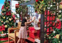 Natal do Park Sul é aberto oficialmente
