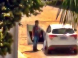 PM mantém namorada refém dentro de carro em Valença