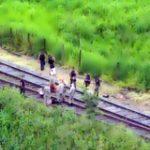 Corpo de homem é encontrado na linha férrea em Resende