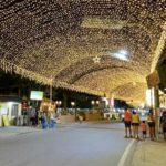 Decoração de natal será desligada para evitar aglomeração em Itatiaia
