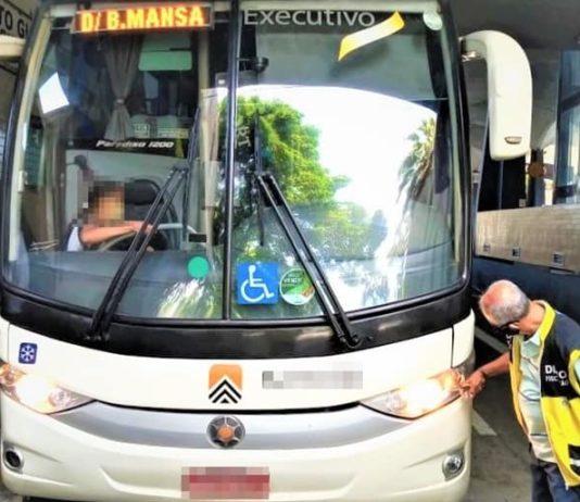 Detro-RJ faz operação contra irregularidades no transporte em Volta Redonda