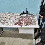 Evadido do Degase é apreendido com droga em Volta Redonda