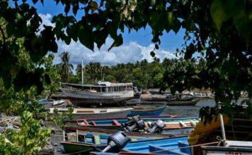 Barco naufraga e mata 11 pessoas na Venezuela