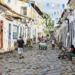 Paraty restringe acesso a cidade histórica por conta do Covid-19