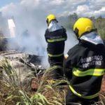 Ex-goleiro do Resende morre em acidente de avião no Tocantins
