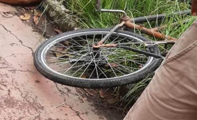 Ciclista morre ao cair de bicicleta em Volta Redonda