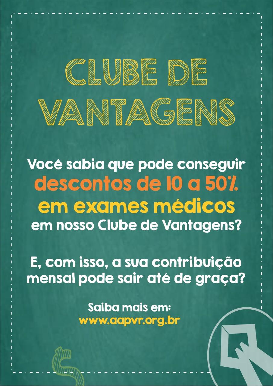 Clube de Vantagens AAP-VR