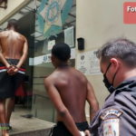 Dois presos por tráfico no São Carlos