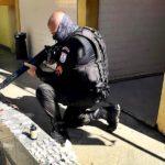 PM apreende drogas e granada em Três Rios