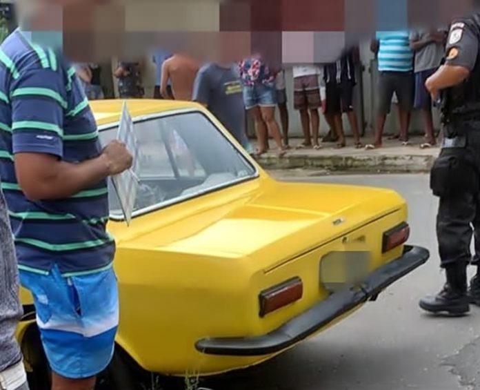 Identificado homem que morreu atingido por PM à paisana, em Barra Mansa