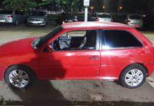 Perseguição termina com carro e drogas apreendidas em Resende