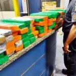 PM apreende mais de 110 quilos de maconha em Itatiaia
