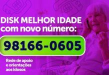 Barra do Piraí lança Disque Melhor Idade para atender idoso