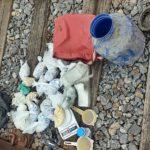PM apreende material do tráfico enterrado em Itatiaia