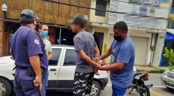 Homem é preso por agredir esposa trans após fim do relacionamento