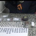 Motociclista é preso com comprimidos de ecstasy em Volta Redonda