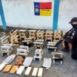 Polícia apreende quase 170 quilos de maconha em Paraty