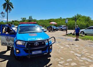 Quatro são presos por cobrança de estacionamento irregular em Paraty