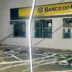 Bandidos fogem pelo mar depois de roubar banco e trocar tiros com a PM, em Mangaratiba