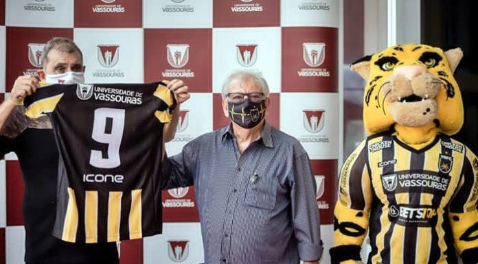 Universidade de Vassouras vai patrocinar o Voltaço na próxima temporada