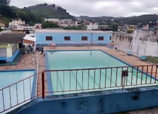 Homem morre afogado na piscina do clube Asteca, em Barra Mansa